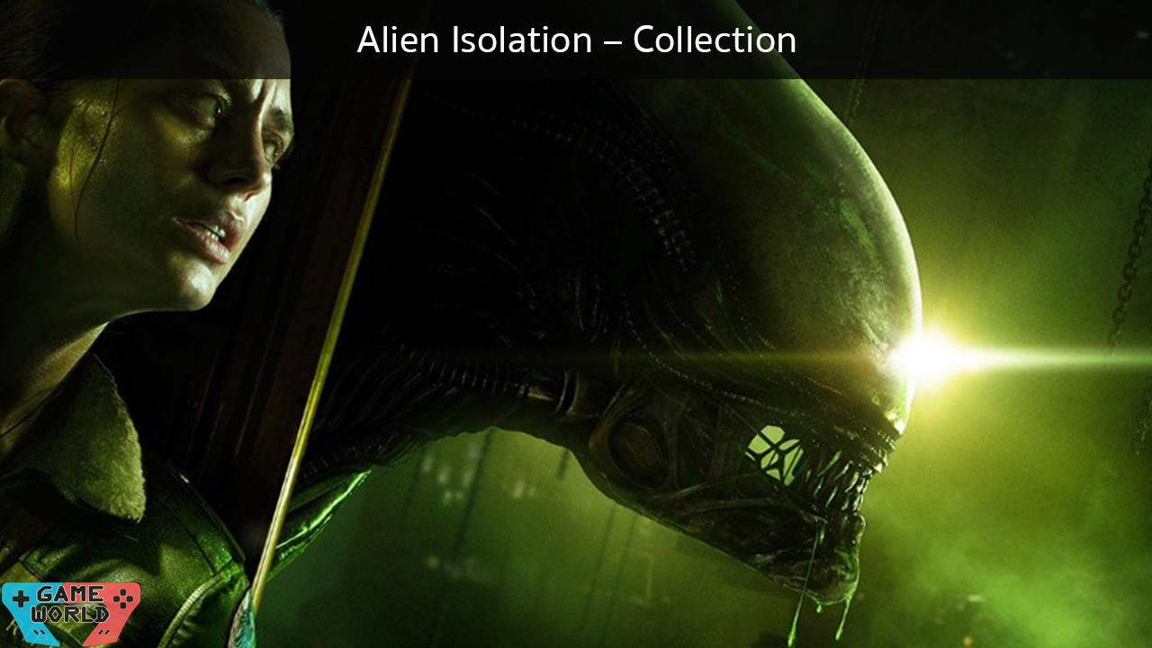 Alien Isolation – Collection